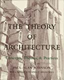 Theory of Architecture Concept 9780442013448