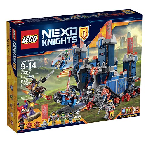 LEGO-NexoKnights-The-Fortrex-70317