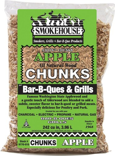 Apple Flavored Chunks (Go Chunk)