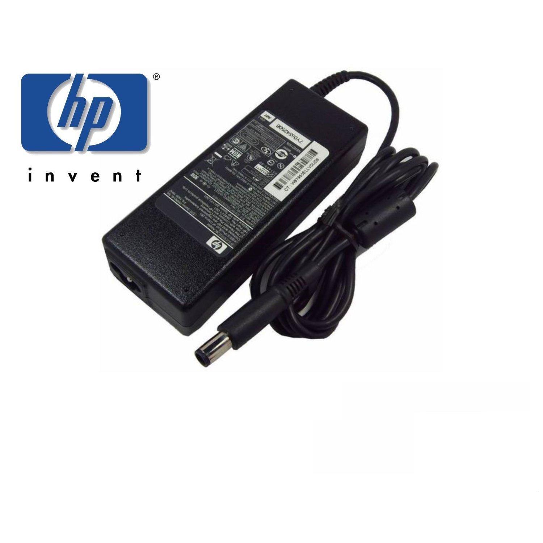 Cargador Original garantía 1 año + cordón Sector para HP ...