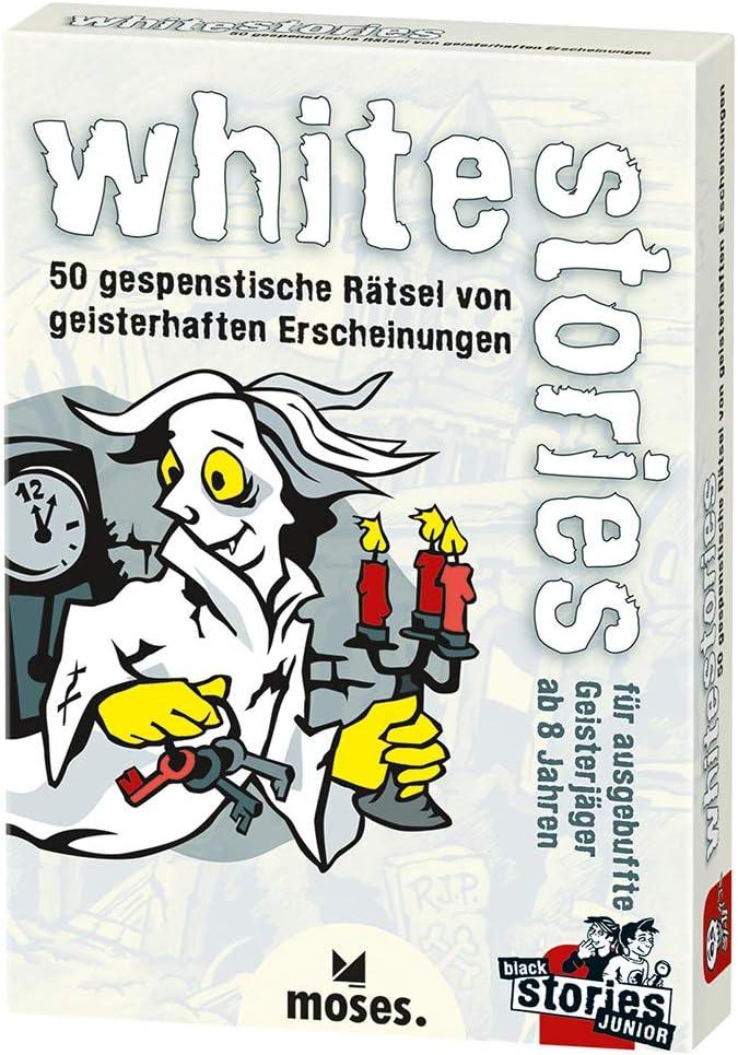 Moses Verlag 547 - Black Stories