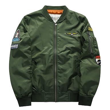 Military Jacket Men MA-1 Style Army Tactical Baseball Jacket Bomber Jackets And Coats Army
