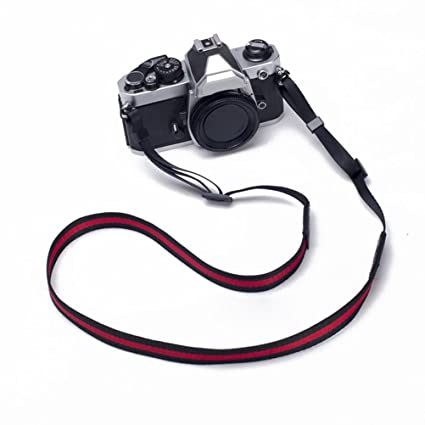 Zhhlinyuan Cotton Nylon Camera Micro Single Shoulder Straps Shot Up Rope Fine Belts