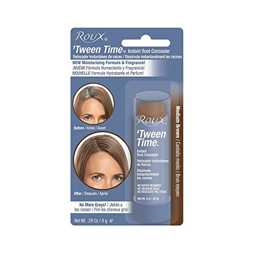 Roux Tween Time Crayon Medium Brown Amazon Co Uk Beauty