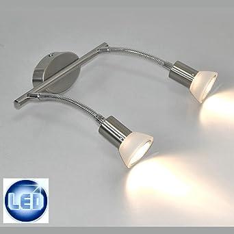 LED Wandleuchte, Deckenleuchte, Bilderleuchte, Flexarm, Wandlampe ...