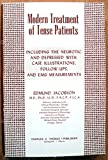 img - for Modern Treatment of Tense Patients : Including the Neurotic and Depressed with Case Illustrations, Follow-Ups, and EMG Measurements book / textbook / text book