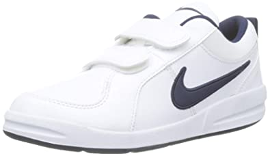 new product 8c748 afe4d Nike Boys Pico 4 (Psv) Trainer, White (White Midnight Navy)