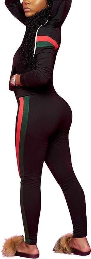 Armofy Women Casual 2 Pieces Outfits Long Sleeve Jacket Shirt Elastic Waist High Waisted Long Pants Pantsuit