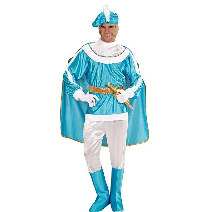 Traje Hombre Principesco - L (ES 52) | Disfraz Príncipe Medieval ...