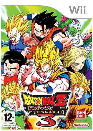 Dragon Ball Z: Budokai Tenkaichi 3 (Wii): Amazon co uk: PC