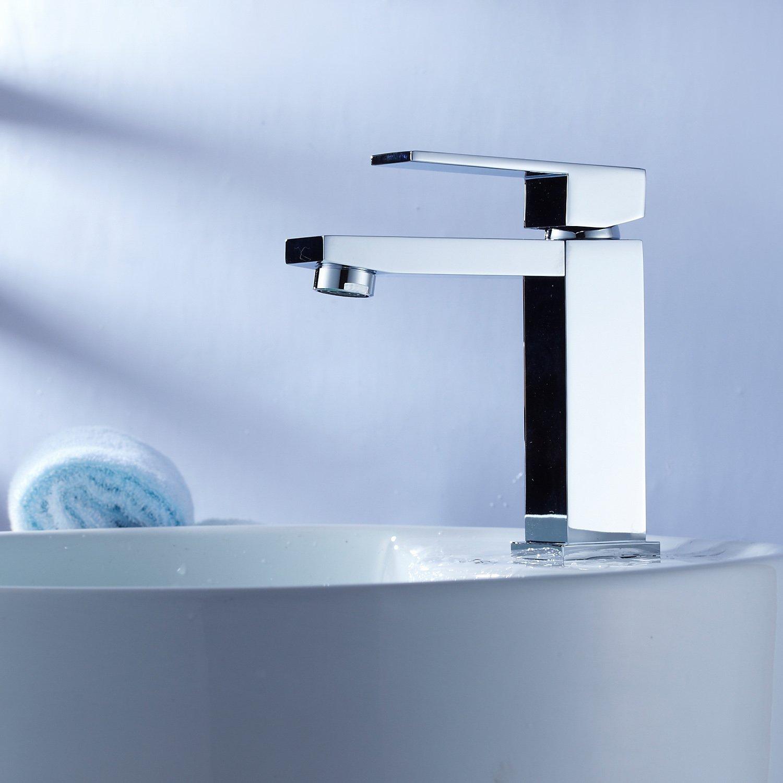 Older Versional Clearance Single Handle Centerset Bathroom Sink ...