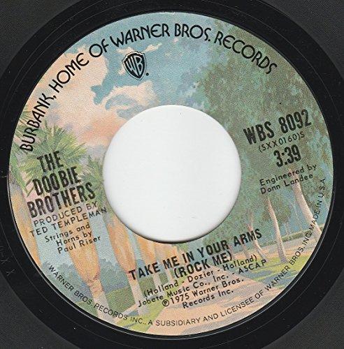 45vinylrecord Take Me In Your Arms (Rock Me)/Slat Key Soquel Rag (7