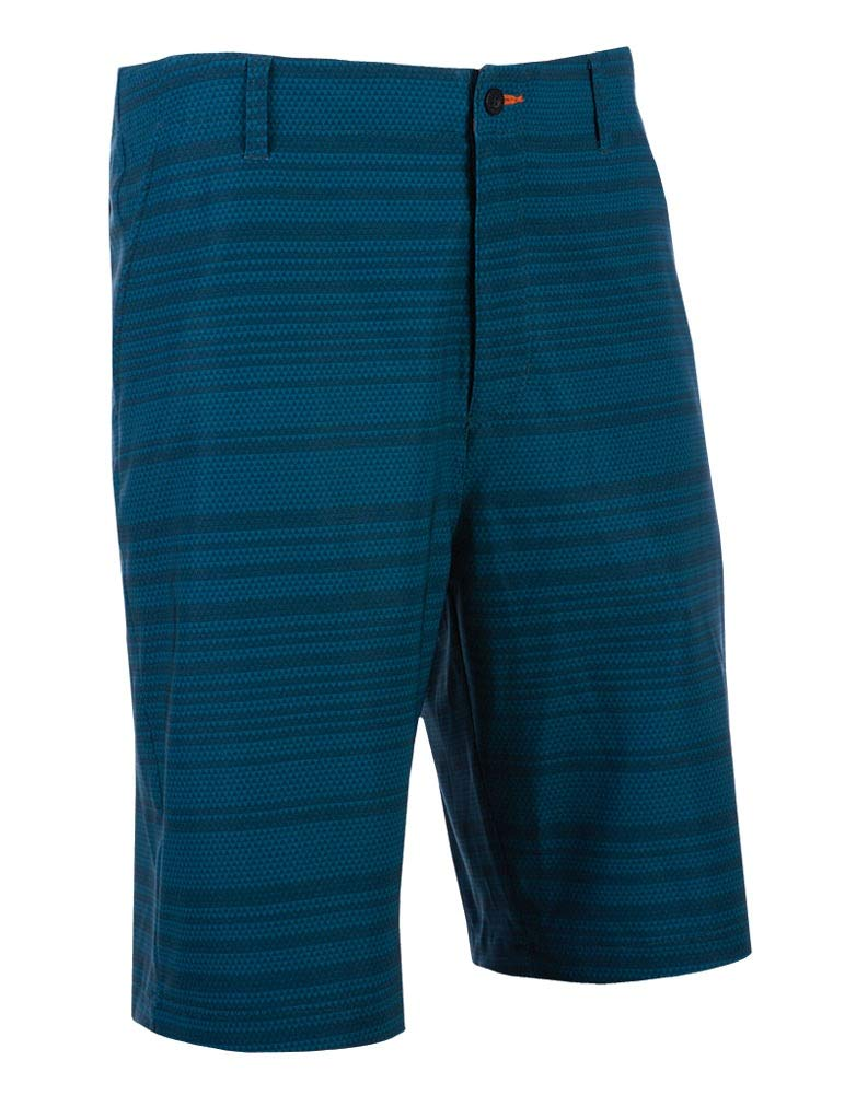 Fly Racing Unisex-Adult Hybrid Shorts Teal Size 32