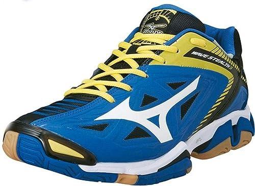 Mizuno Wave Stealth 3, Zapatillas de Baloncesto para Hombre: Amazon.es: Zapatos y complementos