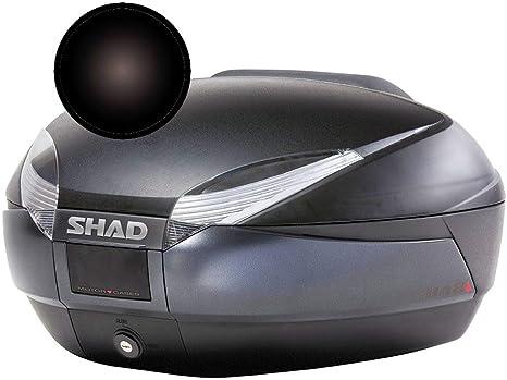 SHAD D1B48E21 Topcase-Zubeh/ör Schwarz