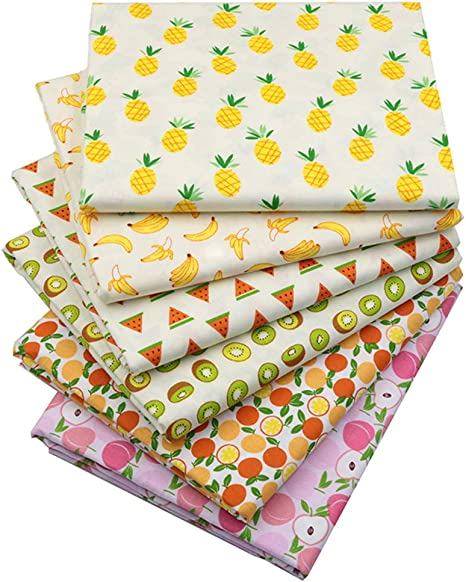 SEW NICE TO BE HOME Fabric Fat Quarter Cotton Craft Quilting LITTLE HOUSES