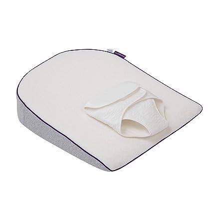 Cuscino Antireflusso Per Lettino.Clevamama Cuscino Antireflusso Neonato Cuscino Inclinato Antisoffoco Per Lettino Bianco