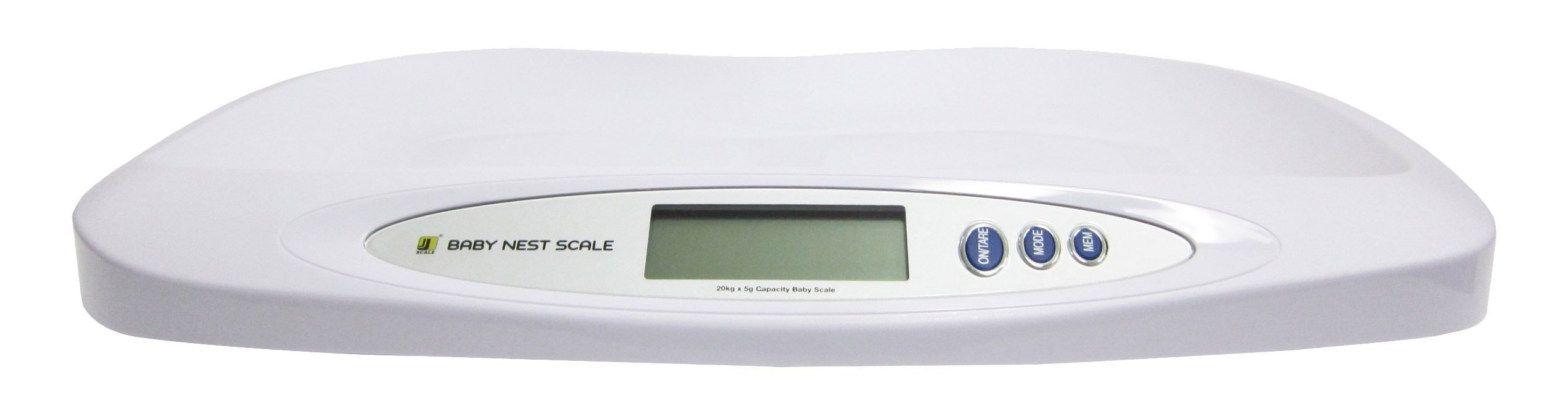 MY WEIGH Jennings Nest Scale Pèse Bébé Blanc 20 kg x 5 g product image
