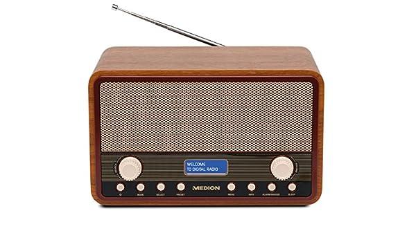 MEDION Life E66312 - Radio (Personal, Analógico y Digital, Dab+,FM ...
