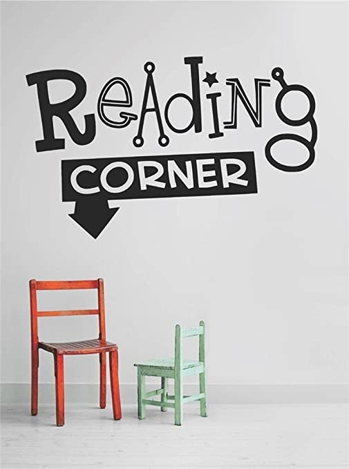Top Selling Decals - Prices Reduced : Reading Corner School