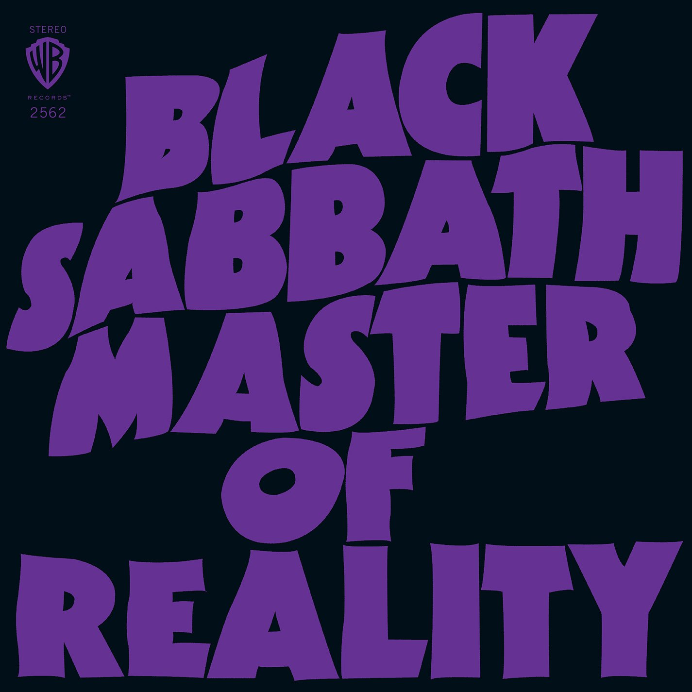 Master Of Reality (180 Gram Vinyl) by Rhino