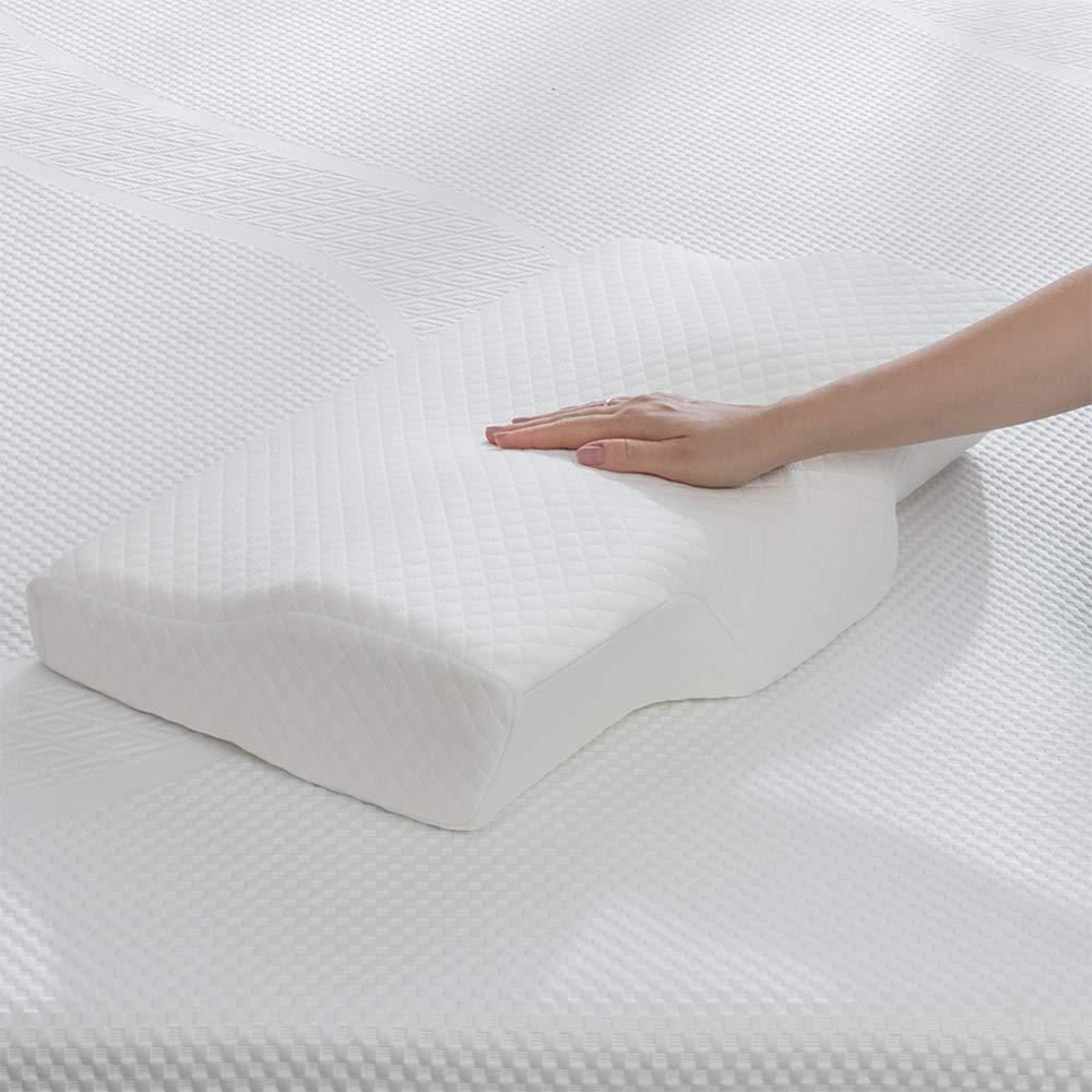 Memory Foam Pillow Orthopedics Firmware Head Neck Back Support Cushion Pad Relax