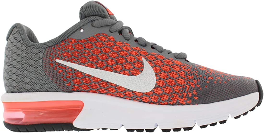 Nike Air Max Sequent 2 Training Boys Shoes Size 4 Gs