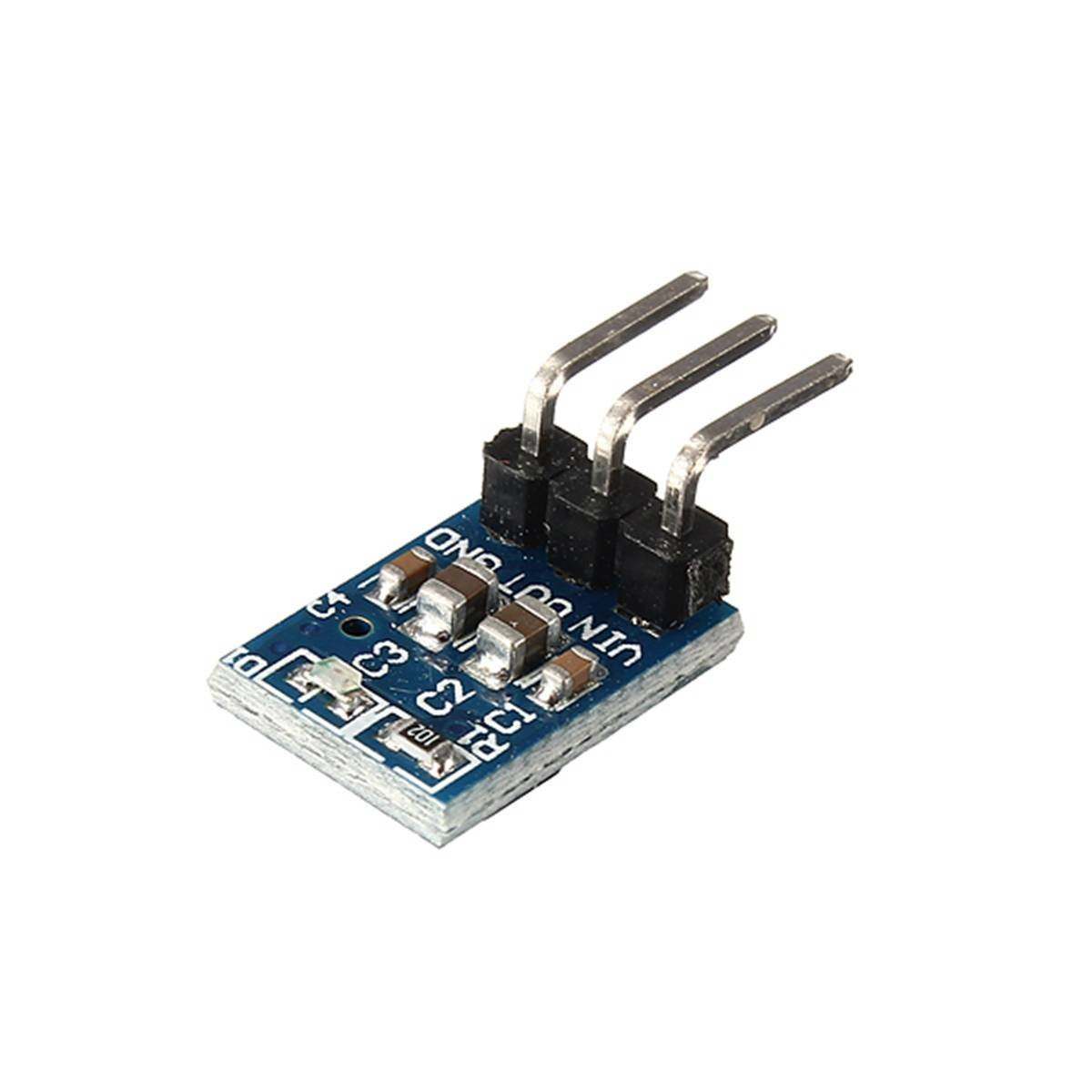 5Pcs DC 5V to 3.3V DC-DC Step-Down Power Supply Buck Module AMS1117 LDO 800MA daier null