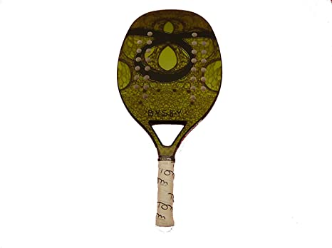 Racket beach tennis TOM CARUSO Bysby 2017