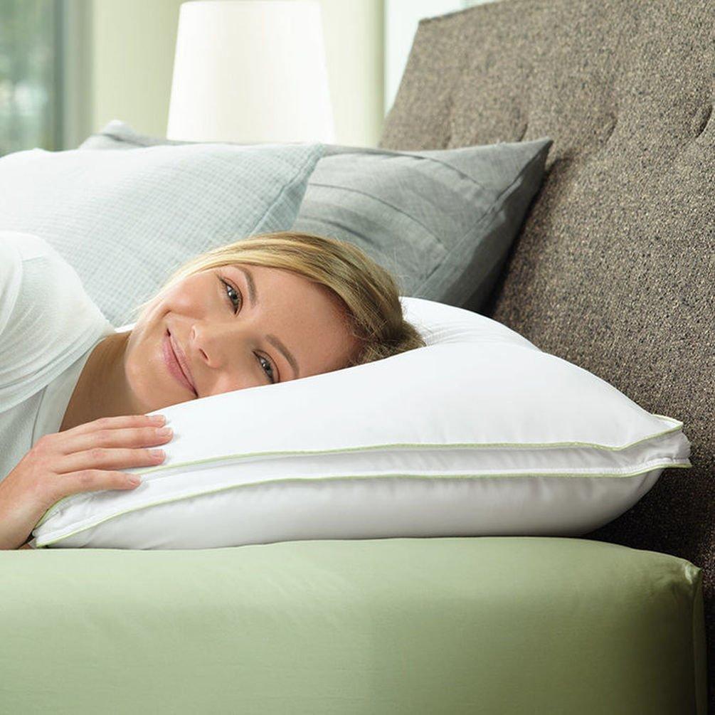 Brookstone BioSense Select Sleep Pillow Soft Support