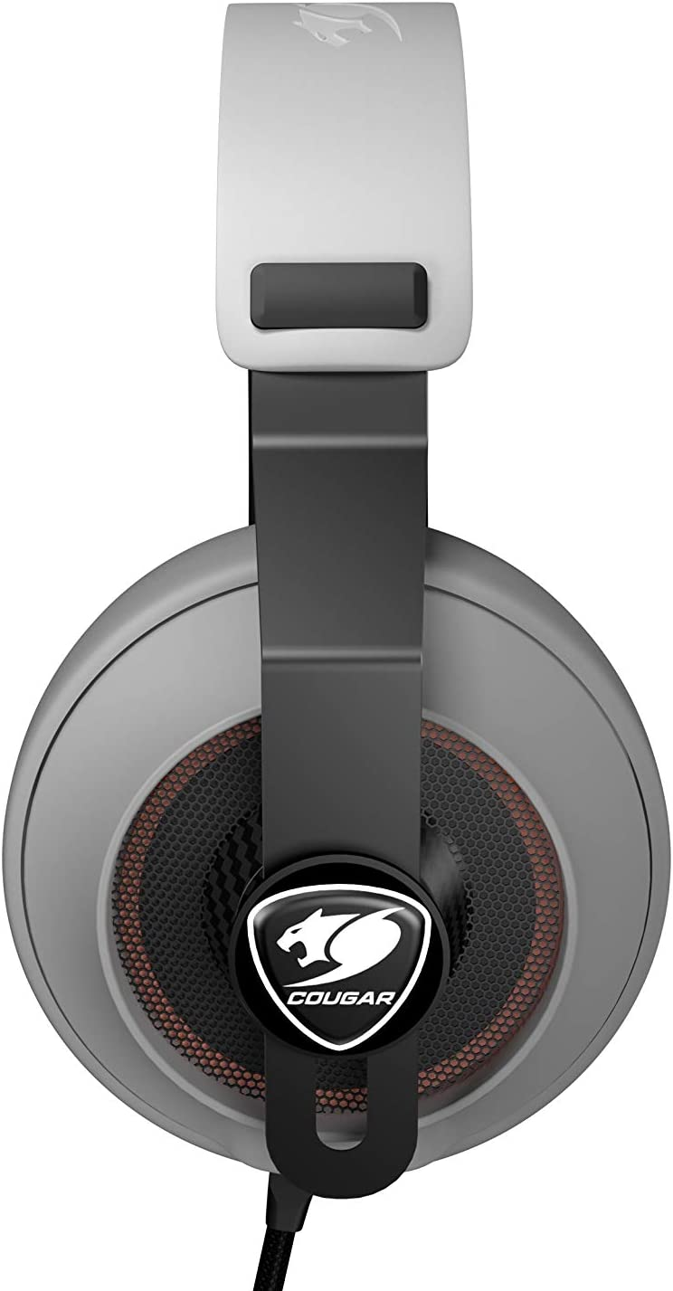 COUGAR PHONTUM Essential Phontum Essential Stereo Gaming Headset with 40mm Driver and Steel Headband