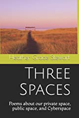 Three Spaces: Poems about our private space, public space, and Cyberspace (Where the Butterflies Go) Paperback