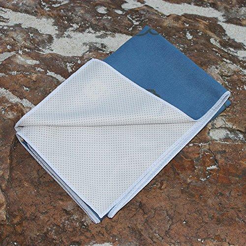 S Wyj Yoga Towel Mat Non Slip Rosin Baroque 24 Quot X72
