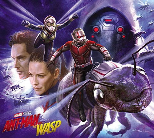Marvels Ant Man And The Wasp  The Art Of The Movie