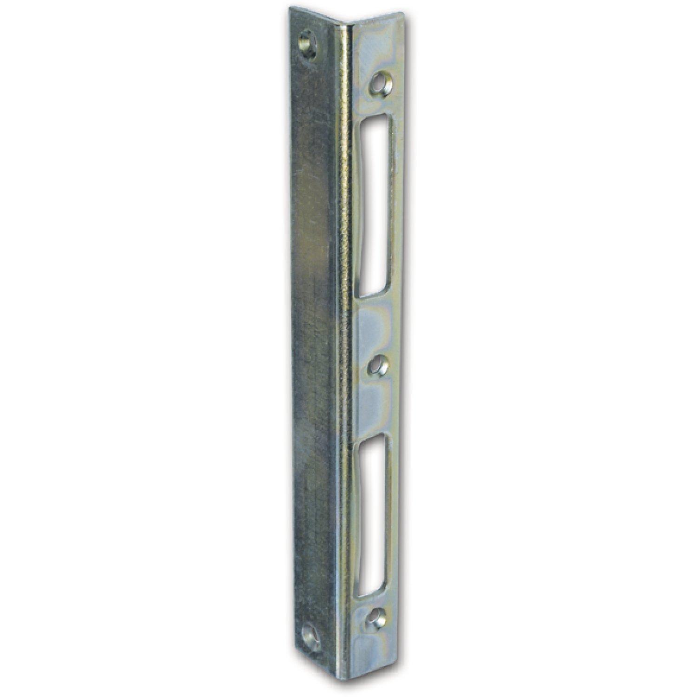 SECOTEC Schließ blech 210 mm , Sicherheits-Winkelschließ blech , Scherheitsschließ belch , 1 Stü ck V105A024S044