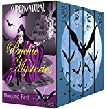 Supernatural Psychic Mysteries: Four Book Boxed Set: (Misty Sales Cozy Mystery Suspense series)
