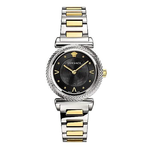 Amazon.com: Versace Reloj de vestir (modelo: VERE00518 ...