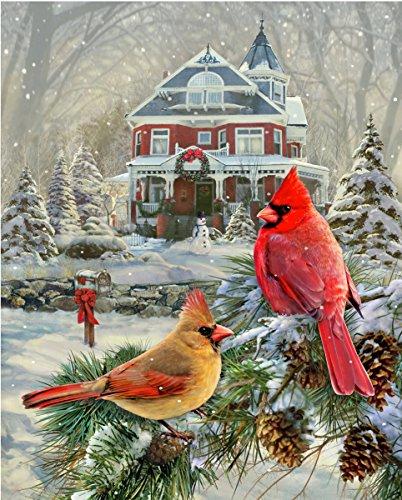 Springbok puzzles cardinals