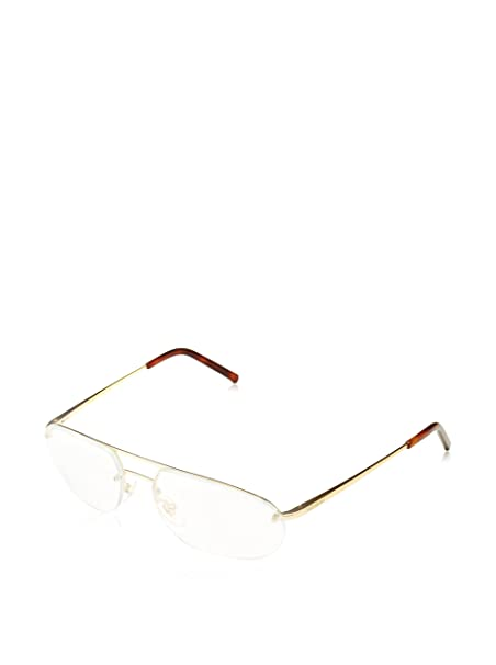 476a25da63c Optical frame Yves Saint Laurent Metal Gold (YSL 2315 J5G)  Amazon.ca   Clothing   Accessories