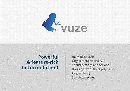 Amazon com: Vuze [Download]: Software