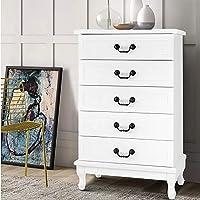 Artiss Chest of Drawers Tallboy Dresser Storage Cabinet Table Bedroom Organiser