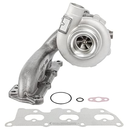 New Turbo Kit With Turbocharger Gaskets For Saab 9-5 3.0L 2000 2001 2002