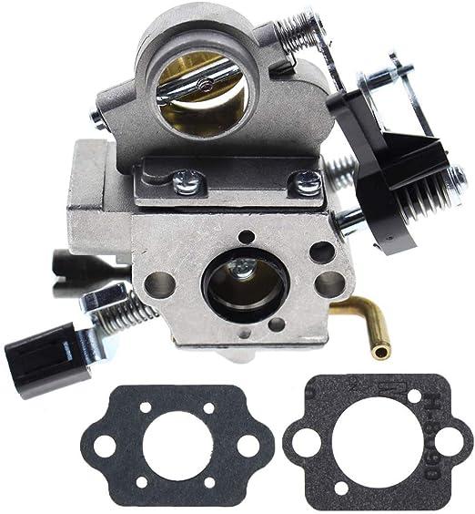Nrpfell le Carburateur Carb pour MS311 MS311Z MS391 MS391 PN WTE-9A WTE-17 1140120 0601 1140120 0605