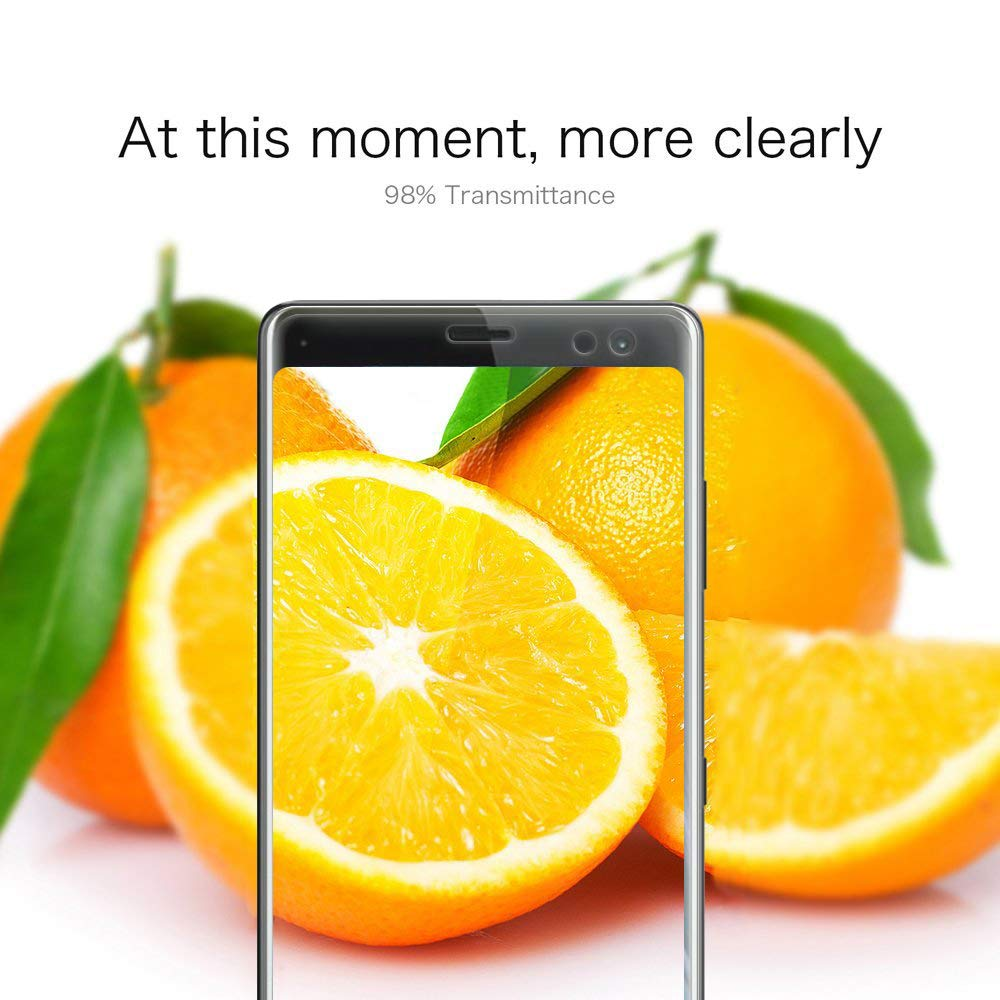 Amazon.com: [2-Pack] Aolander Sony Xperia XZ3 Screen Protector, 3D Coverage HD Clear Anti-Scratch Anti-Fingerprint, Ultra-Clear Screen Protector for Sony ...