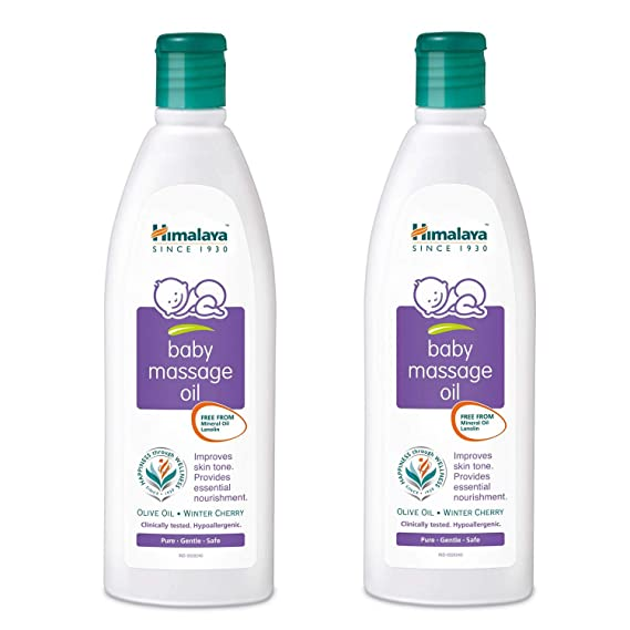 Himalaya Baby Massage oil 500 ml Best Price in India