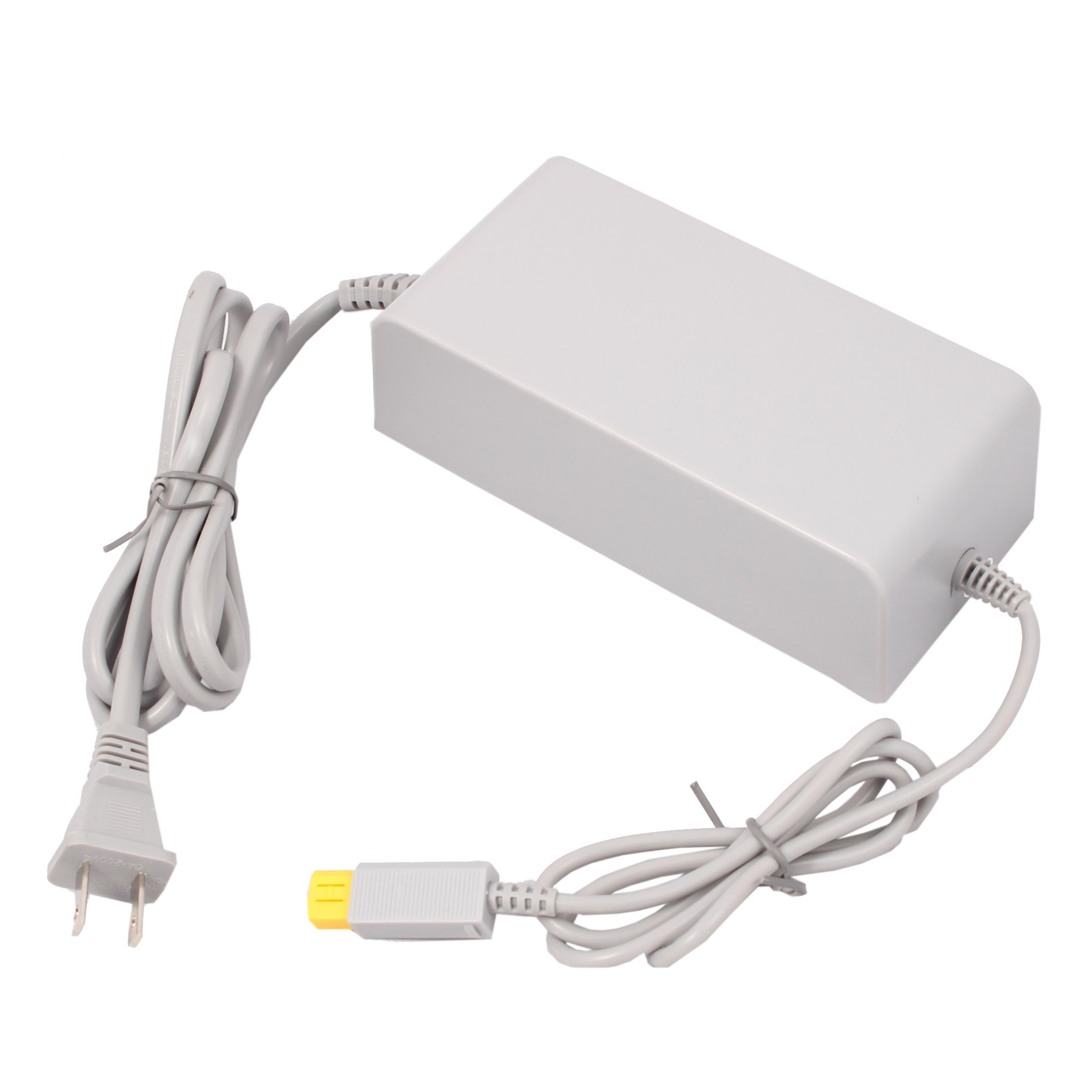 IDS Home Power Supply Universal 100-240V AC Adapter for Wii U Console US Plug