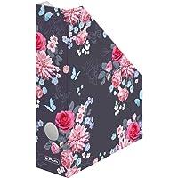 Ladylike Flowers - Revistero (A4, 7 cm), diseño de flores