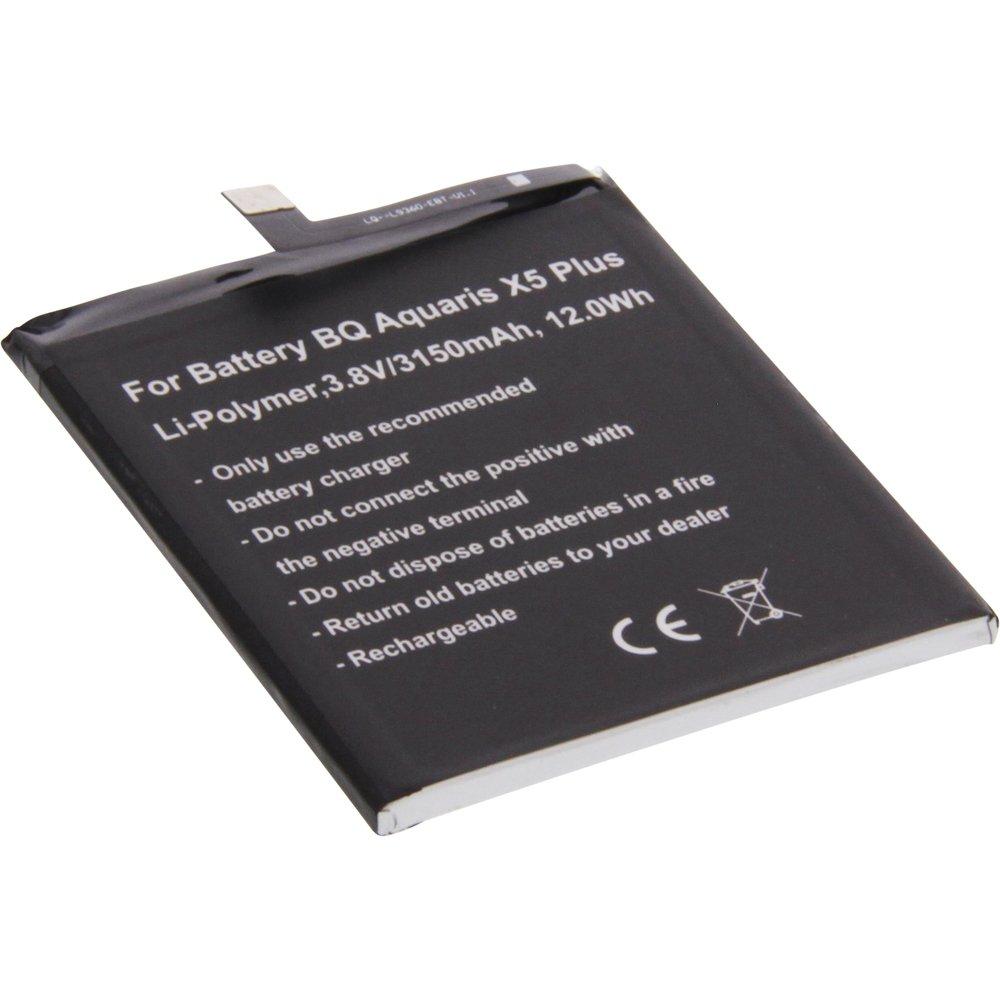 Batería para Bq Aquaris X5 Plus batería de repuesto Accu ...