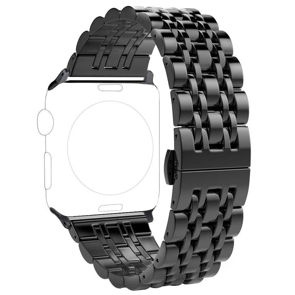 Malla Acero Para Apple Watch (38/40mm) Pugo Top [6xj28xdv]