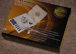 Amazon Com Smart Weigh Gem20 High Precision Digital